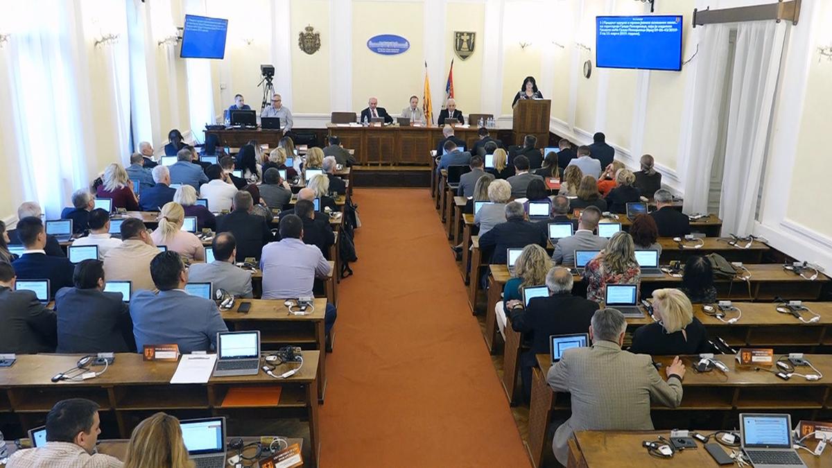 Konstitutivna sednica lokalnog parlamenta u Požarevcu zakazana za 17. avgust 39143