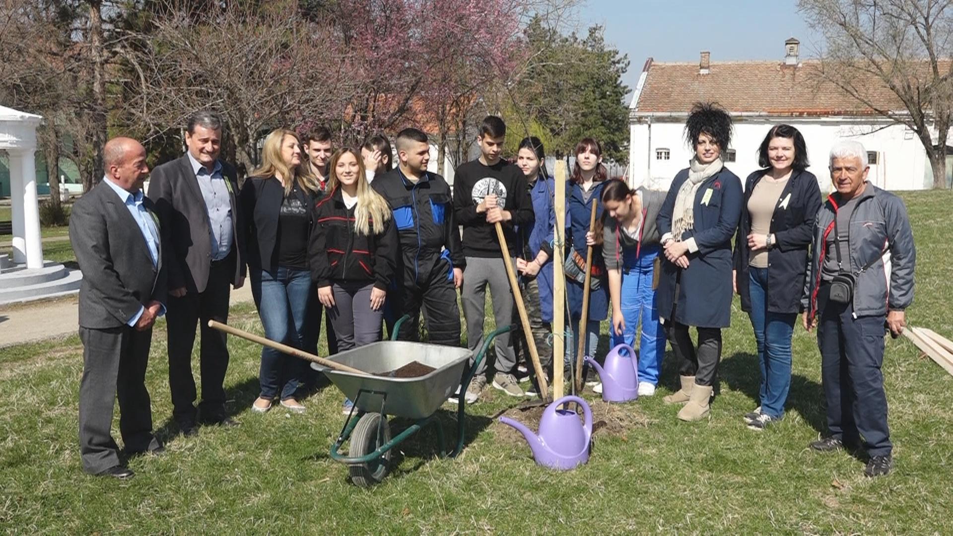 Svetski dan šuma obeležen u Poljoprivrednoj školi u Požarevcu 16305