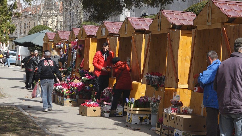 Gradski park: 8. Mart, praznik žena 15702