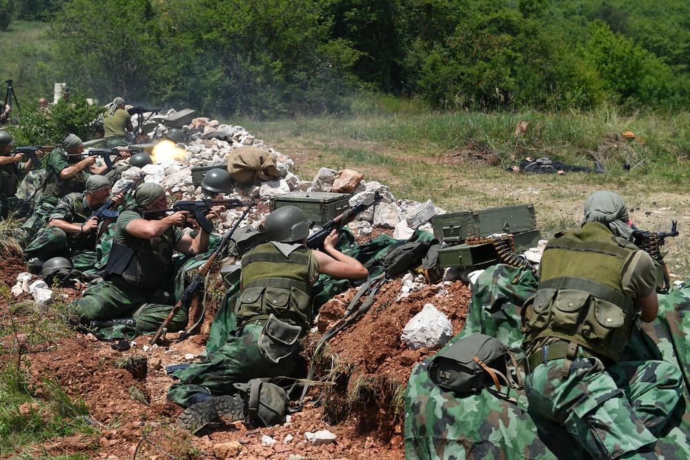 Dvadeset godina od bitke na Košarama, junaci žive večno 17011