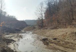 Petrovac na Mlavi: Izgradnja brane na reci Busur 16965
