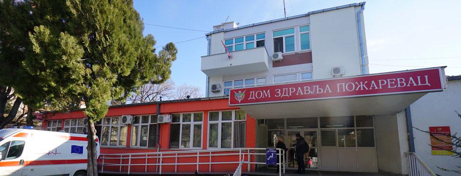 Trijažna ambulanta stiže u Dom zdravlja Požarevac 35384