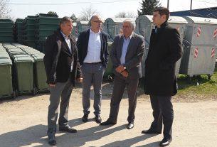 Počela raspodela 11000 kanti za otpad za individualna domaćinstva u Požarevcu i Kostolcu 16701