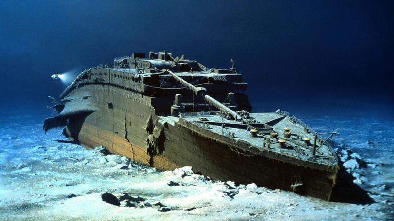 """Vremeplov: Potonuo """"Titanik"""" 17223"""