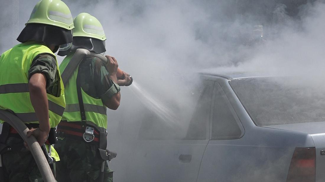 Obuka specijalizovane jedinice civilne zaštite u Žagubici 25297