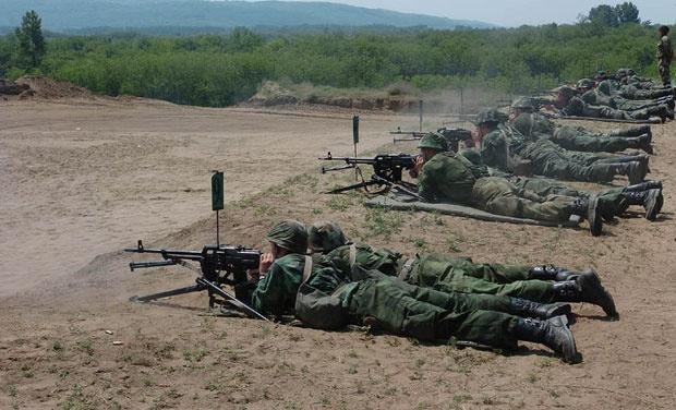 """Obaveštenje o izvođenju gađanja iz pešadijskog naoružanja za jun, na Vojnom kompleksu """"Peskovi"""" 37732"""