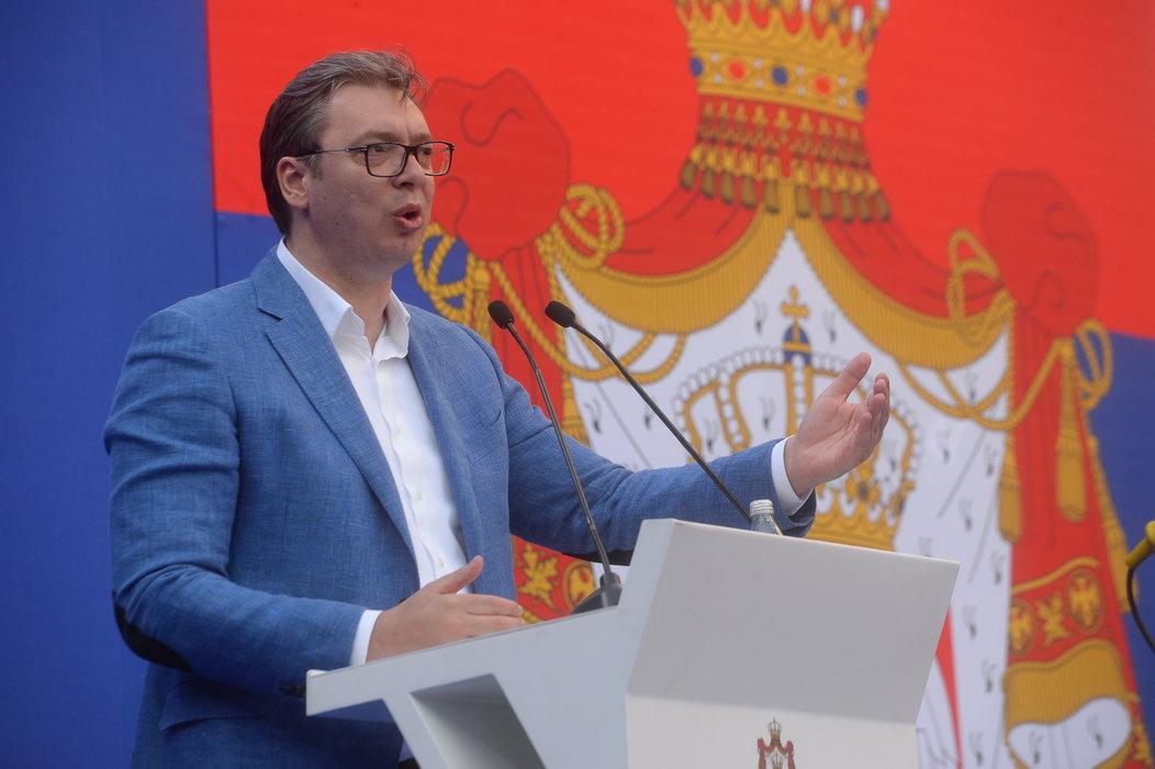Vučić se vakciniše u Žagubici? 51781
