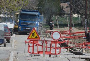 Bez vode,naselje Busije zbog radova na kanalizacionoj mreži 25537