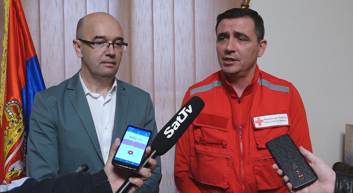 Crveni krst Požarevac: Prijem kod gradonačelnika Grada Požarevca 18099