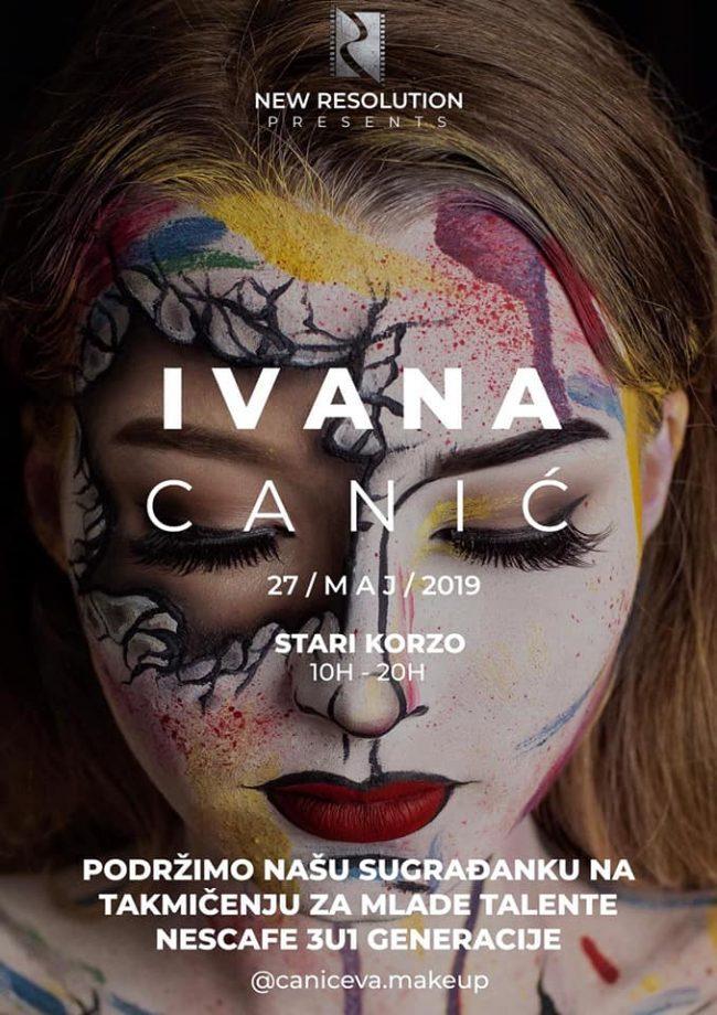 Podržimo našu sugrađanku Ivanu Canić, u ostvarenju svog sna! VIDEO 18814