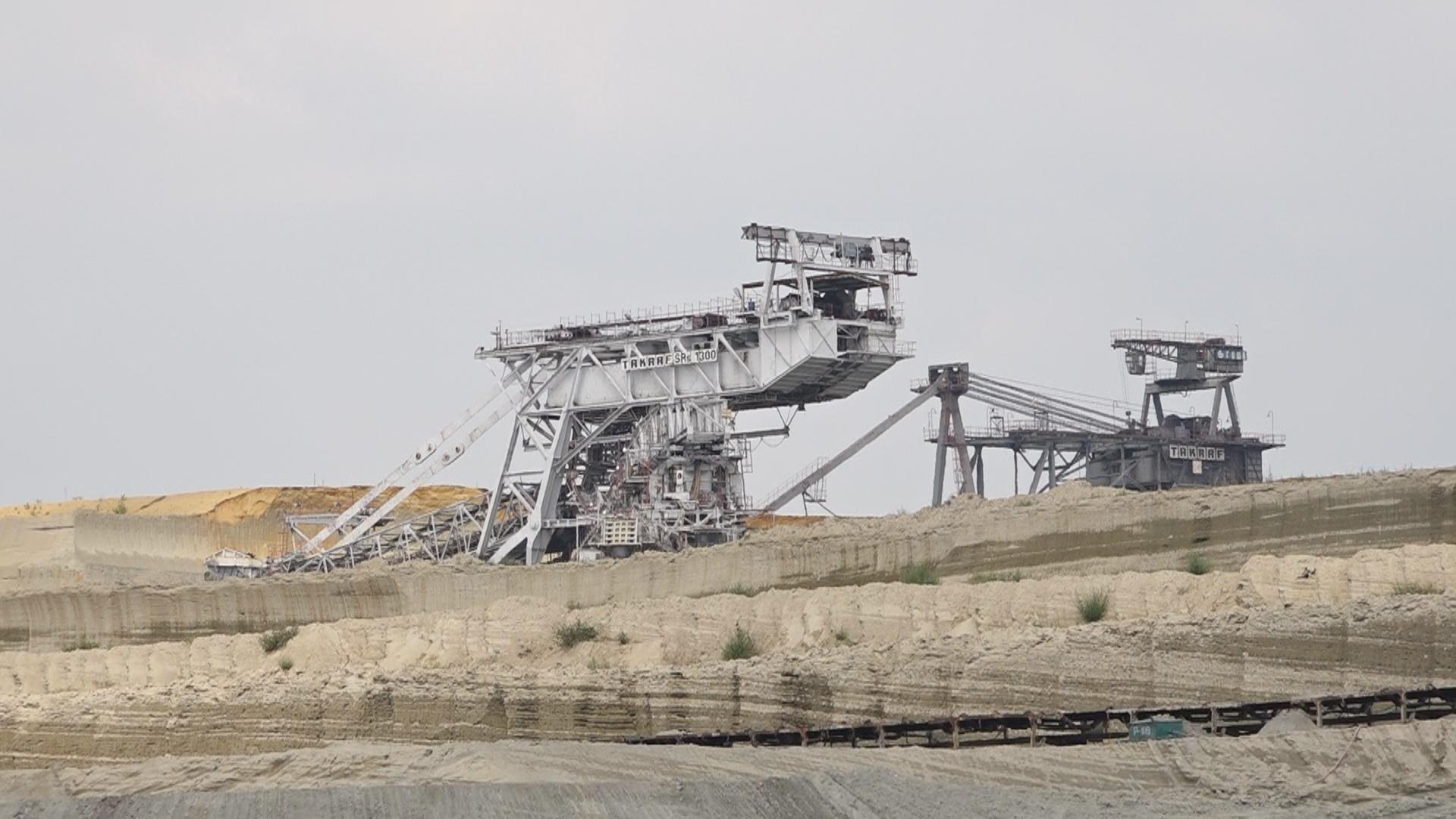 Viminacijska flota na ugljenokopu u Kostolcu 31657
