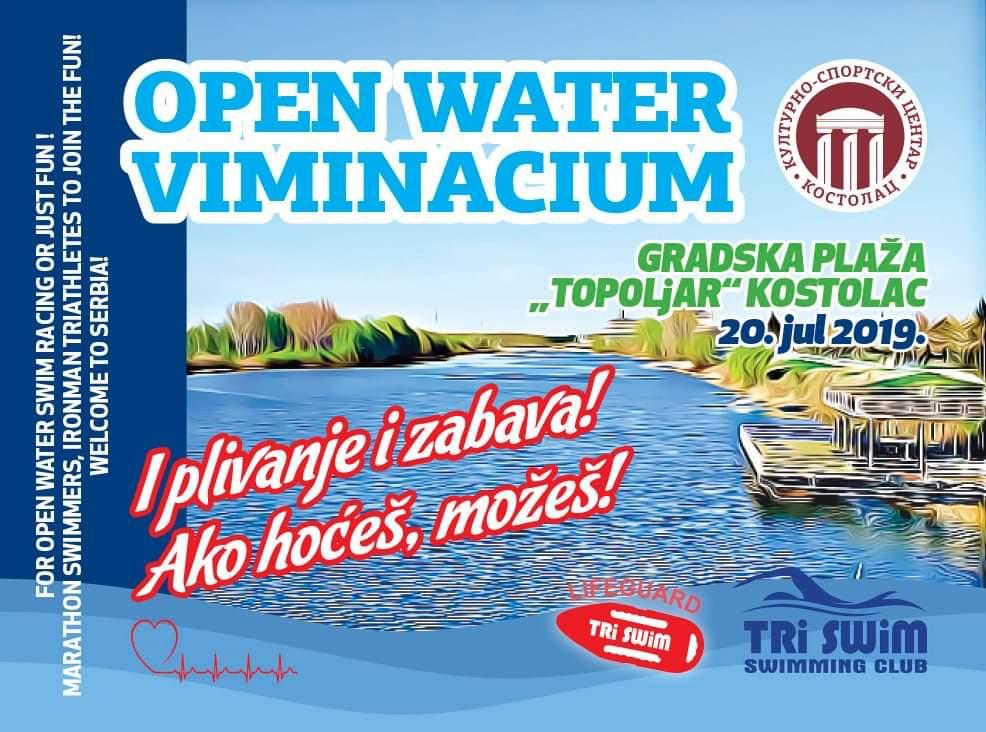 1st International Swim Race 3.8Km, Kostolac 2019 19109