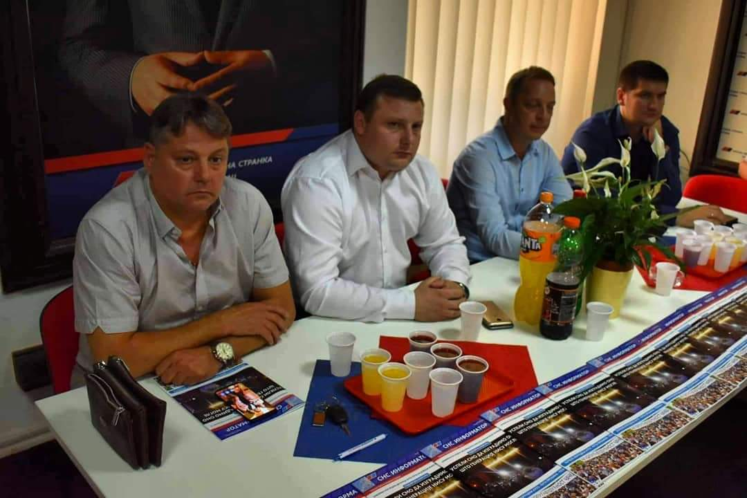 GrO SNS Požarevac - Osvrt na investicije u Požarevcu u protekle tri godine 20218