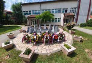 Pomen poginulim borcima u NATO agresiji u Petrovacu na Mlavi 20241