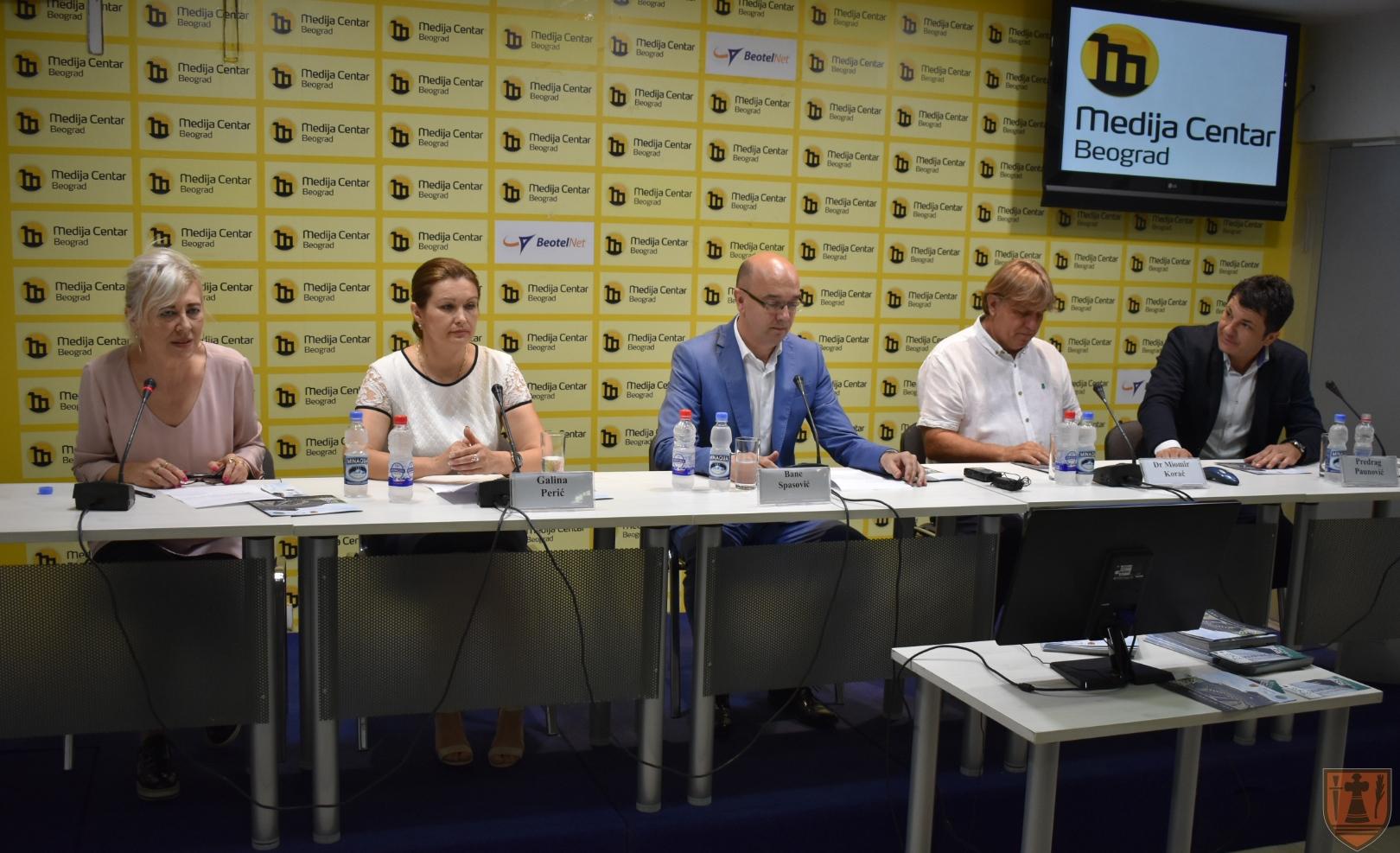 Održana konferencija za medije povodom Viminacijum festa 19804