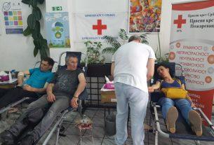 Redovna akcija dobrovoljnog davanja krvi - CK Požarevac 19523