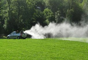 Suzbijanje larvi komaraca na teritoriji opštine Veliko Gradište 41749