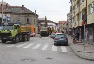 Završetak radova na rekonstrukciji dela daljinskog sistema grejanja u Sinđelićevoj ulici 20105