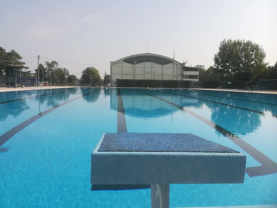 Sportski centar Požarevac: Počelo punjenje korita bazena 37230