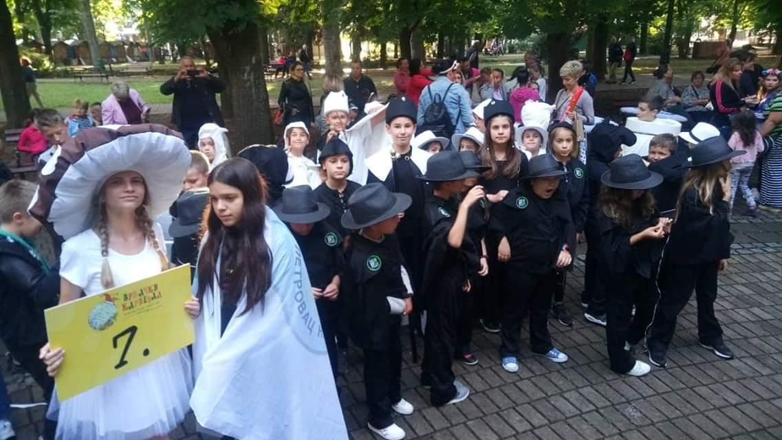 Najmlađi PETROVAČKI ŠAHISTI na karnevalu u Vrnjačkoj Banji 20756