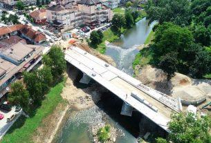 Rekonstrukcija mosta u Petrovcu na Mlavi - Završetak radova do kraja avgusta 21008