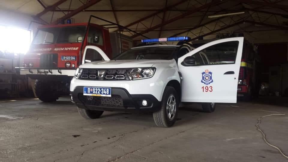 Novo terensko vozilo za Vatrogasnu jedinicu iz Petrovca na Mlavi FOTO 21380