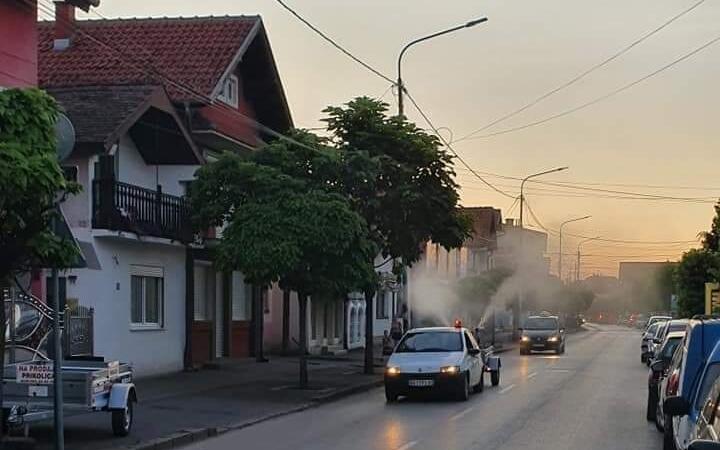 Drugi tretman zaprašivanja komaraca sa zemlje u Petrovcu na Mlavi 21305