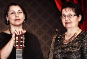 """Koncert klasične muzike """"DUO DOMRA I GITARA"""" u Kostolcu 21497"""