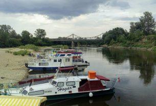 """Regata """"Reka"""" uplovila u Veliku Moravu kod Ljubičeva FOTO 21559"""