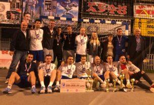 """Završen turnir u malom fudbalu """"Dani fudbala – PETROVAC 2019"""" 21123"""