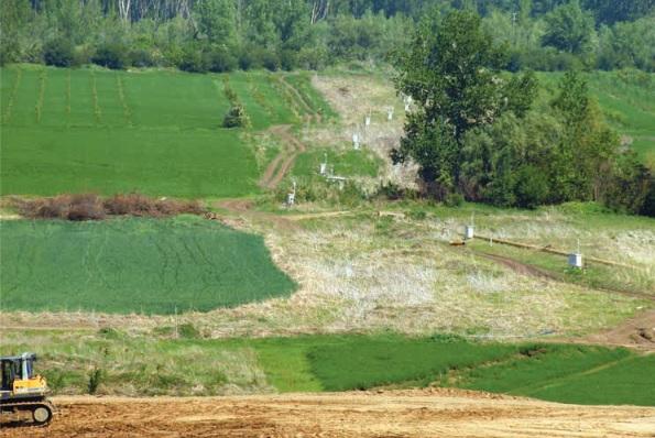 Infrastrukturni projekti ispred fronta rudarskih radova - Mnogo posla u Hrastovači 20519