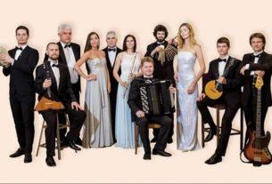 Koncert Akademskog orkestra ruskih narodnih instrumenata «Njekrasov» 6