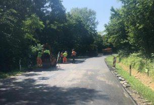Završeni radovi na magristralnom putu kod Vranjevca 20314