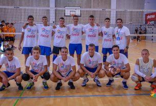 Prijem zlatnih odbojkaša sa Sportskih igara mladih 22515