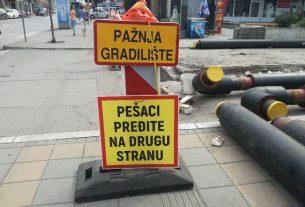 Isključenje struje za petak 9.avgust - Zamena stubova u ulici Čede Vasovića 22025