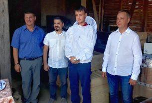 Mladi poljoprivrednici dobili podsticaje od Grada Požarevca i Fondacije Ana i Vlade Divac 22036