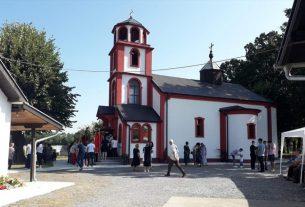 Obeleženo 100 godina od osnivanja crkve Svetog apostola Tome u Tabanovcu 22185