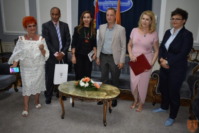 Potpisan memorandum o saradnji književnika iz Kostolca i Tunisa 22079