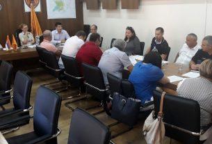 Održana sednica Gradskog štaba za vanredne situacije Grada Požarevca 22336