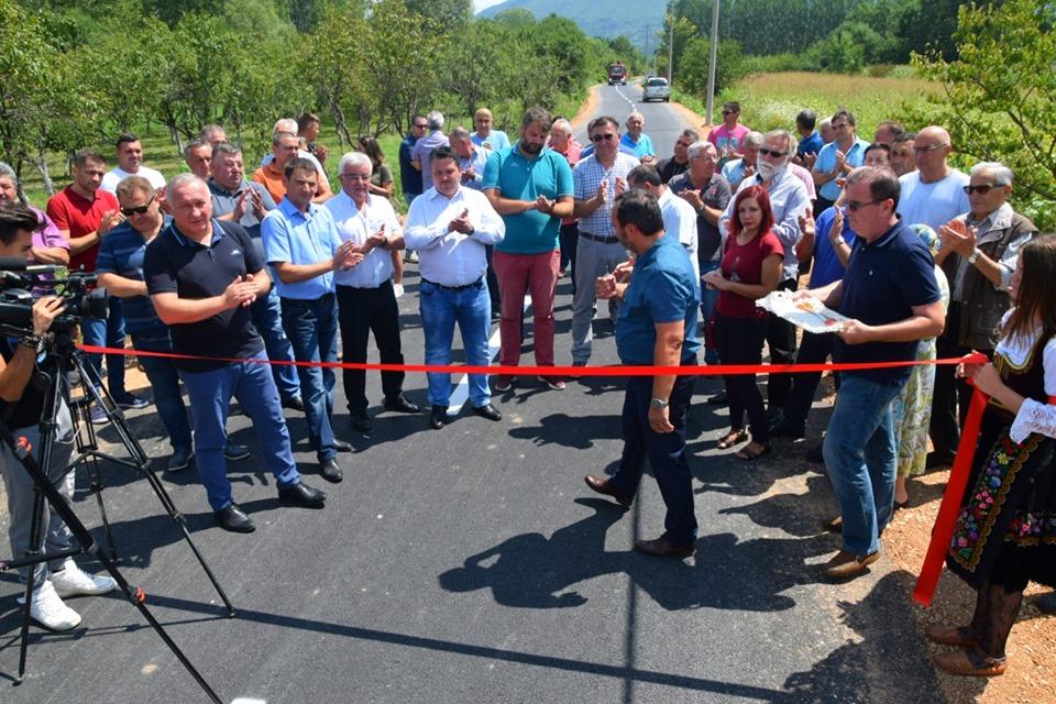Otvoren novi putni pravac u naselju Šetonje 21887