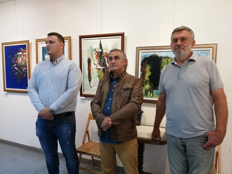 """Otvorena izložba slika likovne kolonije """"Žagubica 2018"""" 23051"""