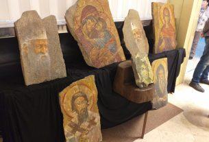 """Otvorena izložba Bate iz Vučja - """"Kamen drevnog snevača"""" 23418"""