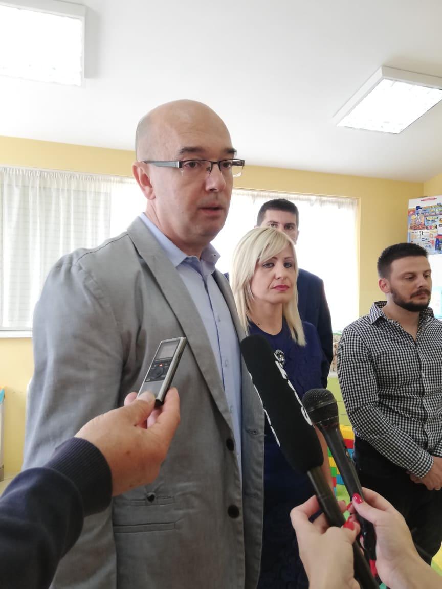 """Nova prostorija u vrtiću """"Duško Radović"""" 23342"""
