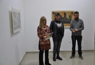Izložba grafika poljskog umetnika KACPERA BOŽEKA - Grafičarev san 23718
