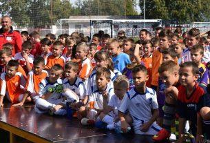 Održan prvi memorijalni turnir u fudbalu u čast sportskog radnika Milančeta Rajkovića Bate 3