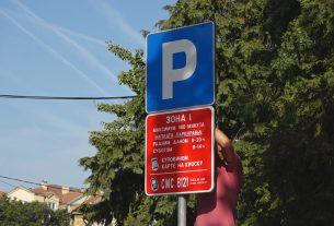 Blokovsko parkiranje u Požarevcu 24188