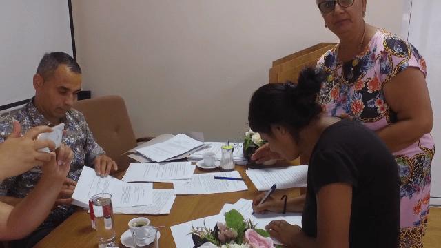 Potpisani Ugovori o dotaciji građevinskog materijala za adaptaciju objekata ugroženih romskih porodica 22809
