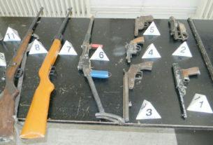 Policija oduzela veću količinu oružja u Petrovcu na Mlavi VIDEO 24924