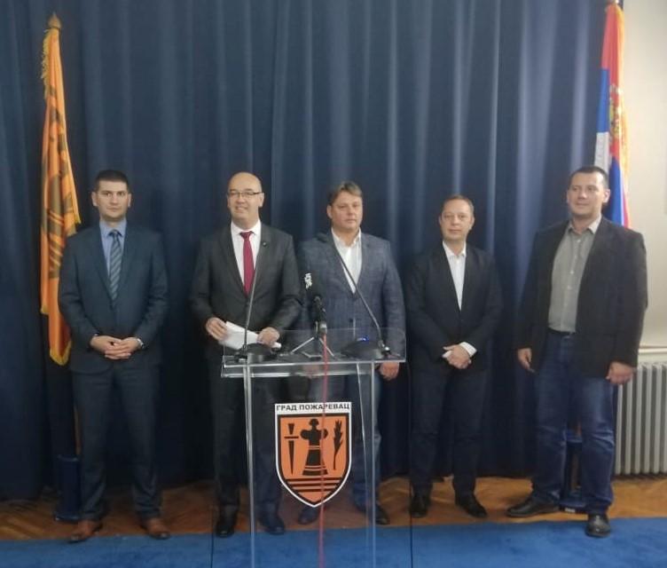 Grad Požarevac dobio sertifikat za povoljno poslovno okruženje 25245