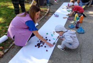 Radionica za decu u gradskom parku 24848